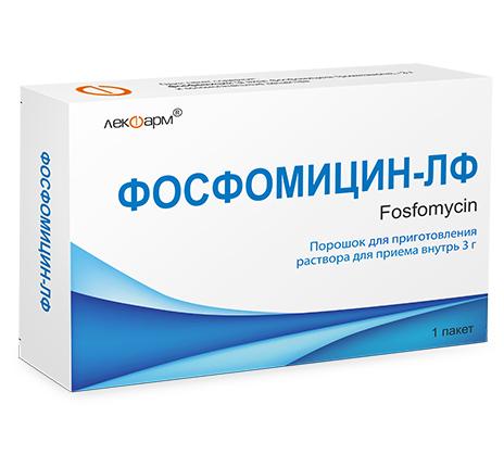 Fosfomycin Erfahrung